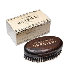 Anonima barbieri spazzola per la barba