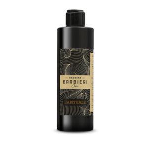 anonima barbieri shampoo doccia l'abituale